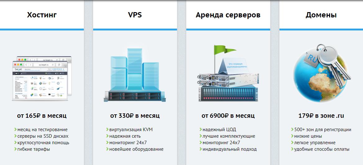 Beget.ru