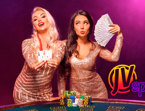 Новое казино JVSpin – 5 тысяч игр и 1500 евро новичку за регистрацию